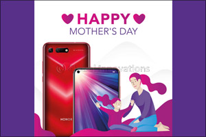 Time to Honour Our Moms with the Best from HONOR: Mother's Day Gift Guide