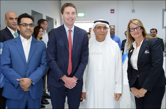 Packaging Manufacturer TNA Opens Its New Regional Office at DAFZA