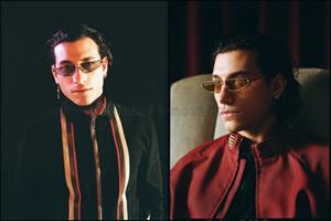 Rob Raco: new FENDI Men's Eyewear Collection Ambassador