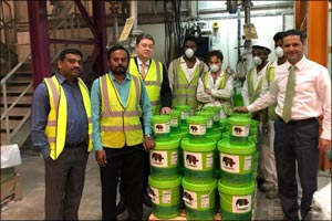 Caparol Paints rebrands packaging on a �go green' drive