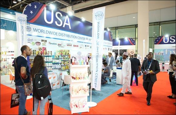 Worldwide Distribution Center Showcasing Thousands of Health