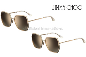 Jimmy Choo Presents a Limited Edition Eyewear Piece  In Celebration of Ramadan