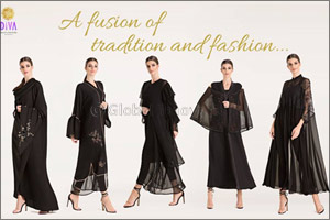 Diva Abaya's Ramadan 2019 Collection - A fusion of tradition and fashion!