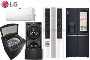 LG's Innovative Home Solutions Designed for a Sustainable Future