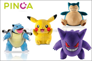 Get your Pok�mon Toys in time for the new Detective Pikachu movie release!