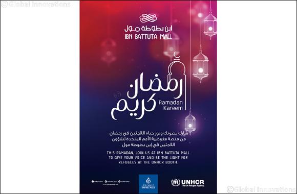 Ibn Battuta Mall partners with UNHCR this Ramadan