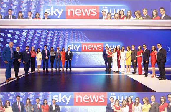 Sky News Arabia announces special line up of programming and events to mark the Holy Month of Ramadan