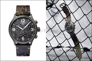 Tissot Introduces Chrono XL 3x3 Street Basketball Special Collection