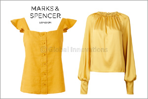 Marks & Spencer - Mellow Yellow
