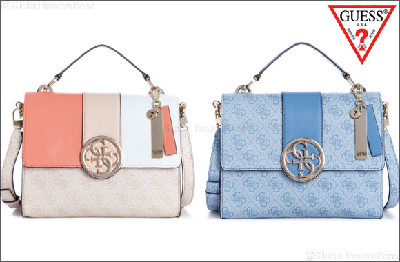 Statement Handbags From Guess Ubai