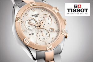 PR100 Chrono Sport-Chic Lady  Glamourous Watch