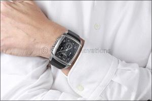 Parmigiani Fleurier Kalpagraphe Chronometre Titanium'