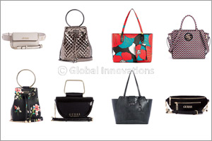 GUESS Launches New Accessories for Fall 19