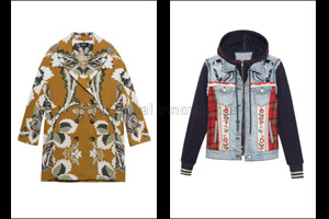 Desigual's Fall/ Winter 2019 Collection