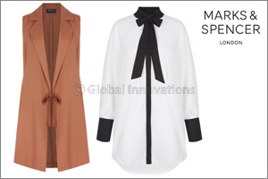 Be Beautifully Modest with Marks & Spencer'