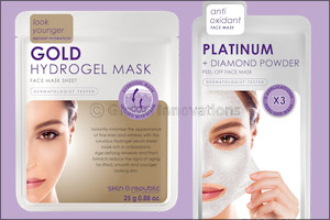 Keep your skin glowing this autumn with Skin Republic's luxurious sheet masks