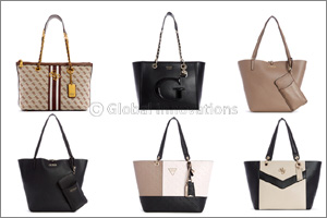 Tote-ing About Town with GUESS