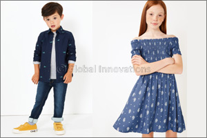 Marks & Spencer Unveils Its Autumn 2019 Kidswear Collection''