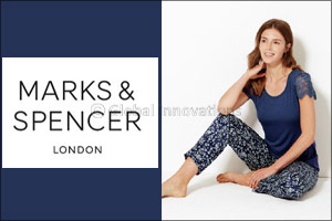 Marks & Spencer Launches Its New Sleepwear Collection for AW19