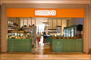 KOBEYa - The First Japanese and Far Eastern Gluten Free Café opens in the UAE