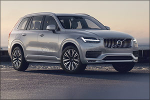 Trading Enterprises launches refreshed new Volvo XC90 SUV