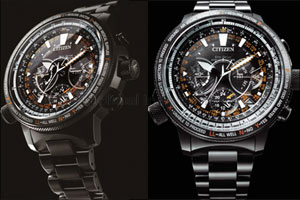CITIZEN's propriety Super Titanium� is out of this world