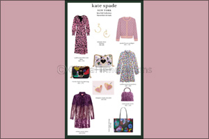 Kate Spade New York - Holiday 2019 Collection - December Edit