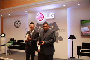 LG Debuts Puricare Mini in the UAE For Clean Air Anywhere, Anytime