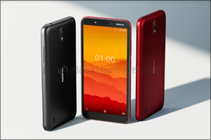 Level up to a quality smartphone experience with the new Nokia C1