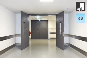 Hormann introduces noise canceling high performance HD acoustic door
