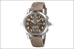 Eberhard & Co.  Nuvolari Legend �The Brown Helmet�