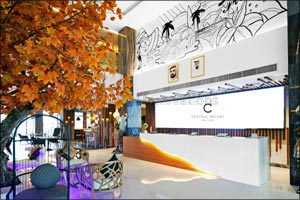 C Central Resort The Palm Welcomes 2020 with its Grand Opening in Dubai