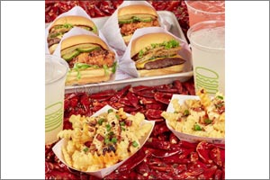 Spice It Up With Szechuan! Shake Shack is Celebrating the Chinese New Year With an Asian-inspired Limited-time Menu