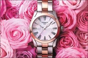 Tissot T-Wave Bicolour Glamour always!