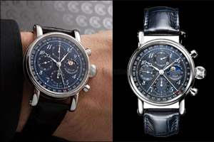 Chronoswiss Sirius Chronograph Moon Phase'