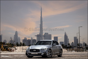 a perfect blend of technology and style: infiniti of arabian auto...