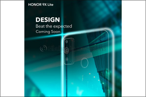 HONOR Confirms Upcoming Launch of the HONOR 9X Lite in UAE