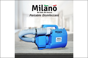 Disinfectant Launched by Milano is an Effective Way of Keeping Your Premises Disinfected During This Pandemic