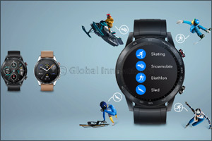 Smash Summer Fitness Goals with 100 Workout Modes on the HONOR MagicWatch 2