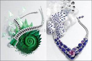 Cartier High Jewelry - Sur Naturel
