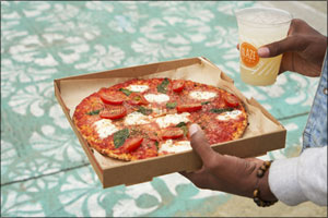 Blaze Pizza is Firing it up with its Newly Launched  Low Carb Cauliflower Crust