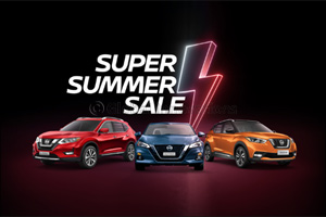 Arabian Automobiles Nissan Launches Super Summer Sale  With Unbeatable Prices