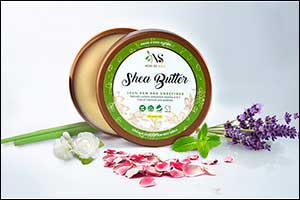 NOIX DE SHEA - From Nature, With Love