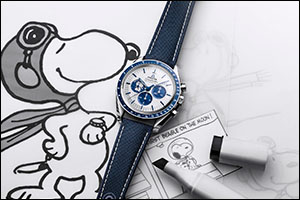 OMEGA Launches the  Speedmaster �Silver Snoopy Award� 50th Anniversary