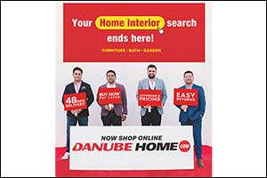 Danube Home Launches Its Bigger and Better Online Shopping Platform!