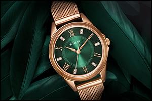 Gift a Smile With Titan Watches This Festive Season