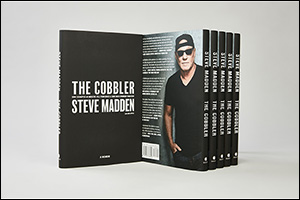 """Steve Madden Launches his Highly Anticipated Memoir """"The Cobbler"""" in the United Arab Emirates"""
