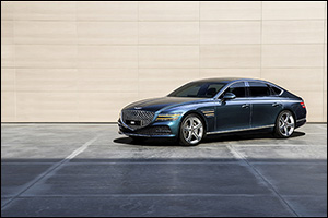 The All-New Genesis G80 Digital Reveal: Leading Design and Luxury-focused Technology