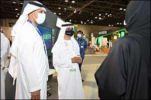 dubai customs displays eight advanced technological projects at g...