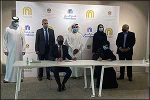 carrefour uae signs a charter with the ministry of human resource...